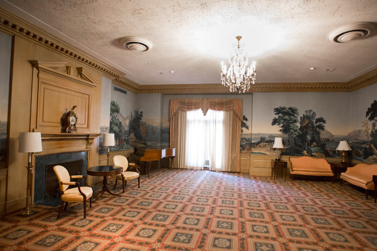 federal room